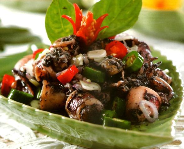 Resep Masakan Cumi Cumi Istimewa Kaya Nutrisi Dan Antikanker